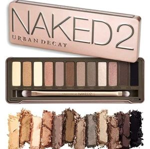 URBAN DECAY New Naked 2 Eyeshadow and Brush Pallet